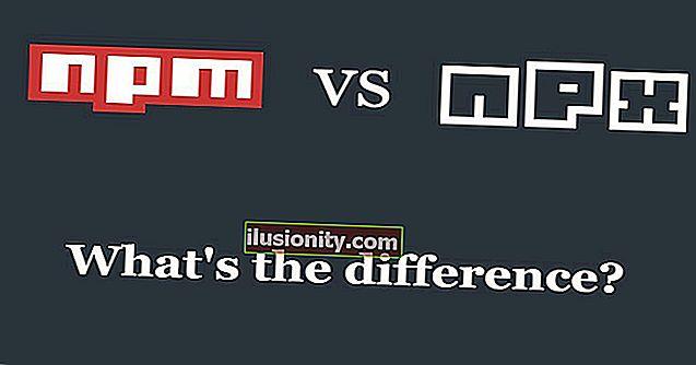 npm vs npx - Apa Perbezaannya?