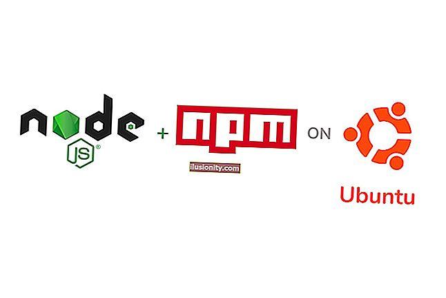 Cara Memasang Node.js di Ubuntu dan Kemas kini npm ke Versi Terkini