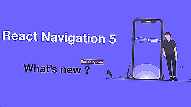 כיצד לטפל בניווט ב- React Native באמצעות ניווט תגובה 5