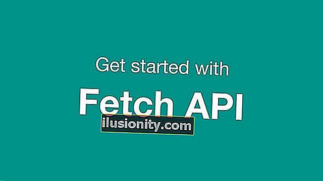 Panduan ES6 praktikal mengenai cara melaksanakan permintaan HTTP menggunakan Fetch API