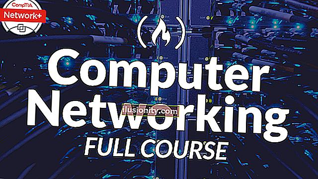 Tudja meg, hogyan működnek a számítógépes hálózatok egy ingyenes 9 órás tanfolyamon