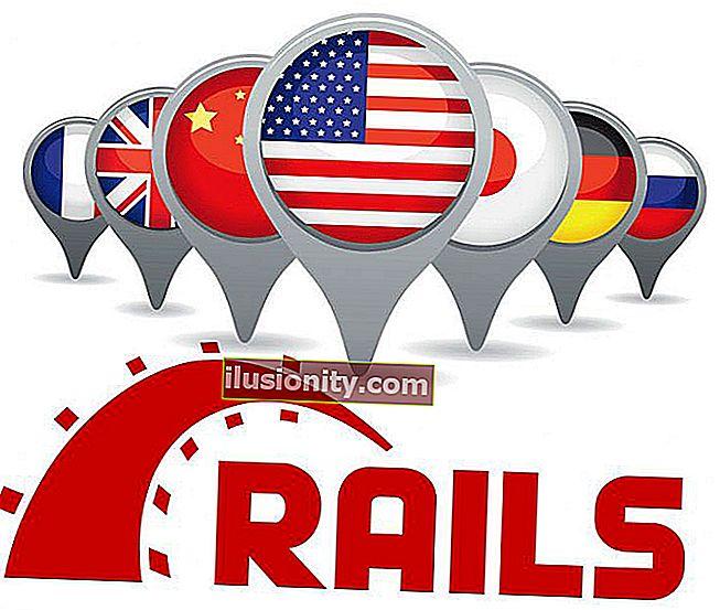 A Rails nemzetközivé válásának teljes útmutatója (i18n)