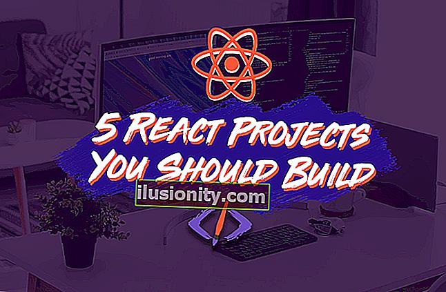 5 Projek React yang Anda Perlu Dalam Portfolio Anda