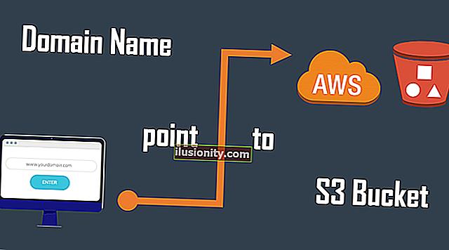 Cómo apuntar su dominio a un bucket de sitio web de S3