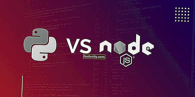 NodeJS vs Python: Cara Memilih Teknologi Terbaik untuk Membangunkan Bahagian Belakang Aplikasi Web Anda