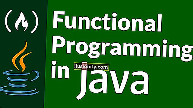 Java'da Fonksiyonel Programlamayı Öğrenin - Tam Ders