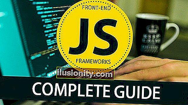 Kerangka JavaScript Teratas Untuk Pembangunan Front-End pada tahun 2020