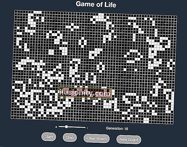 Cómo codificar el juego de la vida con React