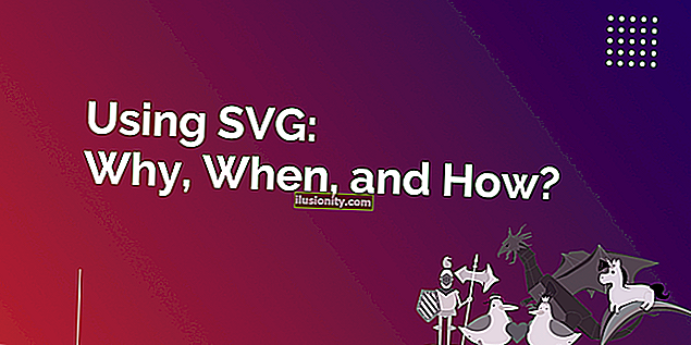 Por qué debería usar imágenes SVG: cómo animar sus SVG y hacerlos ultrarrápidos