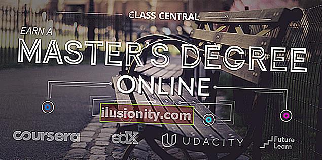 9 títulos de maestría legítimos que ahora puede obtener completamente en línea