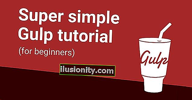 Tutorial de Gulp súper simple para principiantes