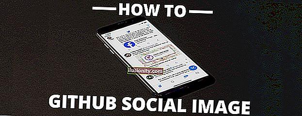 Bagaimana Menambah Imej Media Sosial ke Repositori Projek Github Anda