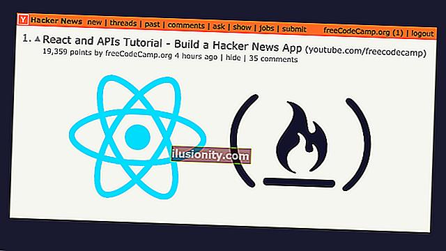 Naučite kako koristiti API-je s Reactom izgradnjom aplikacije za API-je Hacker News