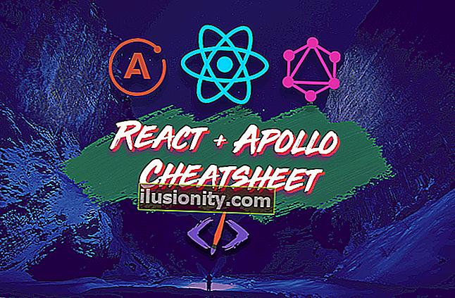 Vodič za React + Apollo za 2020. godinu (primjeri u stvarnom svijetu)
