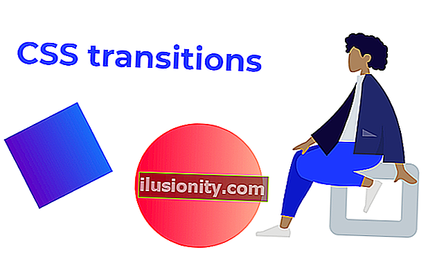 Primjeri CSS prijelaza - Kako koristiti animaciju lebdenja, promijeniti neprozirnost i još mnogo toga