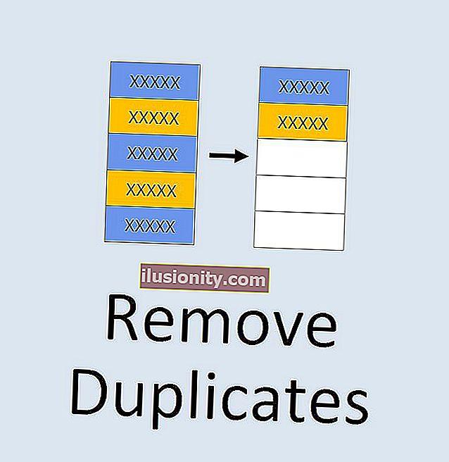 Cómo eliminar duplicados en Excel: eliminar filas duplicadas con unos pocos clics