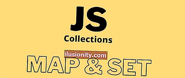 Cómo utilizar colecciones de JavaScript: mapa y configuración