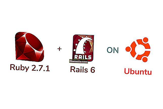 Cara Memasang Rel di Ubuntu dan Mengemas kini Ruby ke Versi Terkini