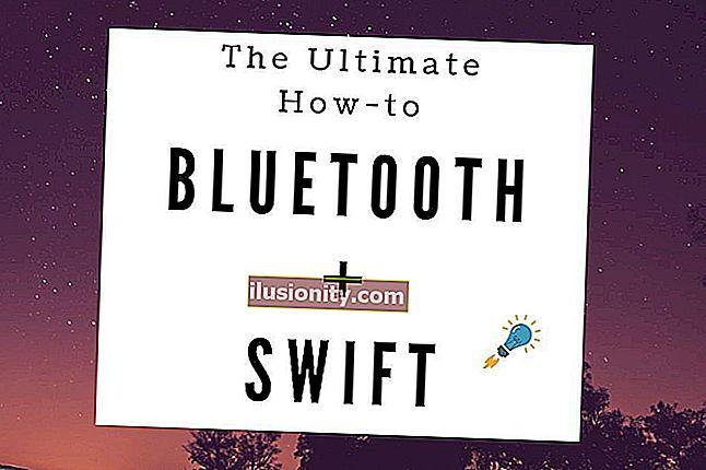 El tutorial definitivo: cree una aplicación Bluetooth Swift con hardware en 20 minutos
