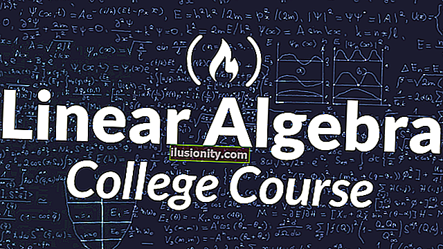 Aprenda álgebra lineal con este curso de 20 horas y libro de texto gratuito
