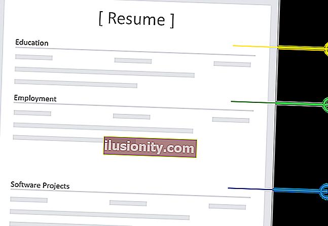 Cómo escribir un currículum increíble de Ingeniería de software