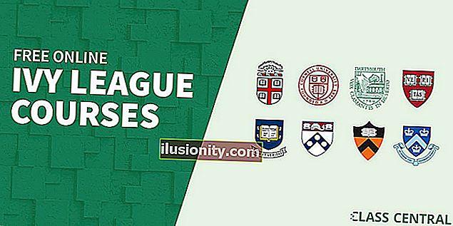 Aquí hay 450 cursos de la Ivy League que puede tomar en línea ahora mismo gratis